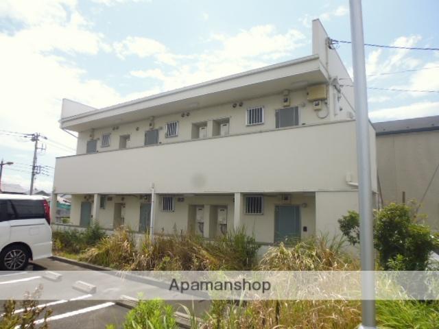 神奈川県藤沢市、藤沢駅バス11分藤ヶ岡中学校下車後徒歩3分の築8年 2階建の賃貸アパート