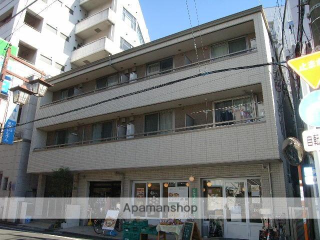 神奈川県藤沢市、藤沢駅徒歩3分の築9年 3階建の賃貸マンション