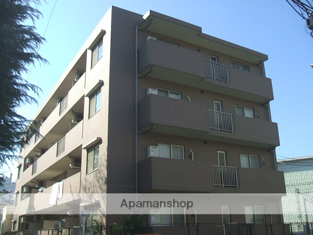 神奈川県藤沢市、藤沢駅徒歩8分の築12年 4階建の賃貸マンション