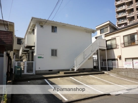 神奈川県藤沢市、辻堂駅徒歩2分の築27年 2階建の賃貸アパート