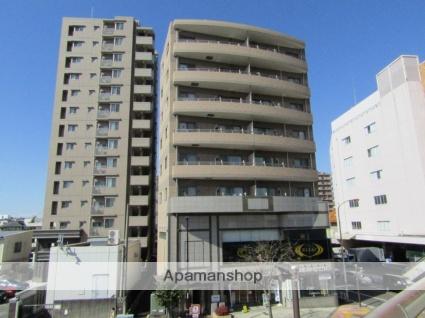神奈川県藤沢市、藤沢駅徒歩7分の築17年 8階建の賃貸マンション
