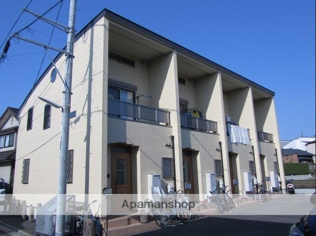 神奈川県藤沢市、藤沢駅徒歩23分の築11年 2階建の賃貸テラスハウス