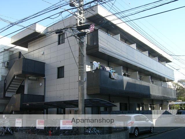 神奈川県藤沢市、藤沢駅徒歩7分の築18年 3階建の賃貸マンション