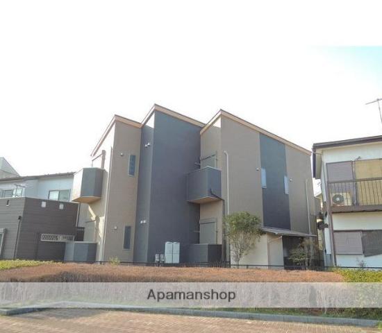 神奈川県茅ヶ崎市、茅ケ崎駅徒歩9分の築2年 2階建の賃貸アパート