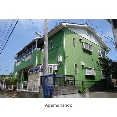 神奈川県藤沢市、藤沢駅徒歩18分の築25年 2階建の賃貸アパート