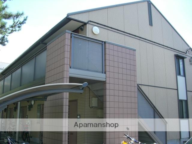 神奈川県茅ヶ崎市、辻堂駅徒歩22分の築14年 2階建の賃貸アパート