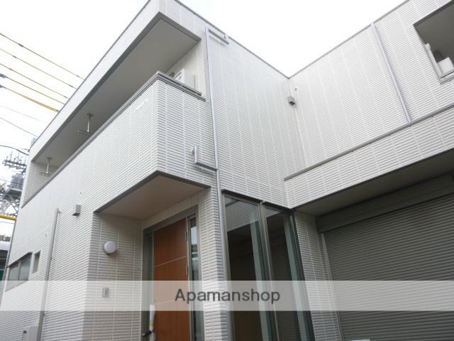 神奈川県藤沢市、柳小路駅徒歩9分の築2年 2階建の賃貸マンション