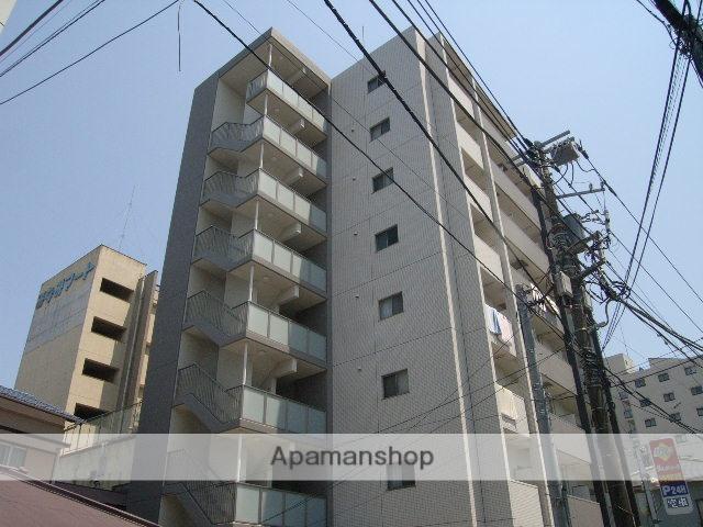 神奈川県茅ヶ崎市、茅ケ崎駅徒歩4分の築7年 8階建の賃貸マンション