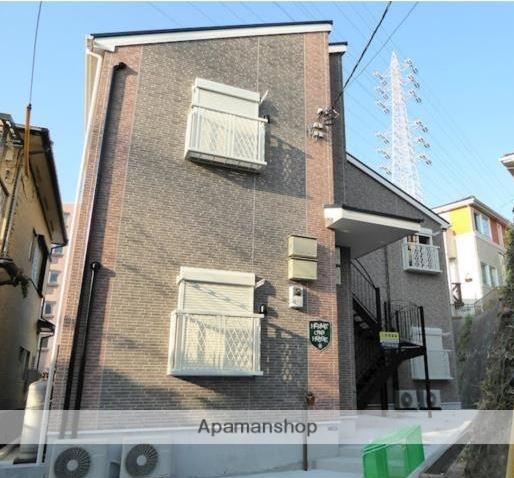 神奈川県鎌倉市、大船駅徒歩11分の新築 2階建の賃貸アパート