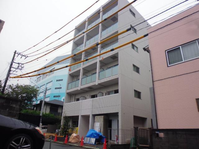 神奈川県藤沢市、藤沢駅徒歩5分の新築 6階建の賃貸マンション