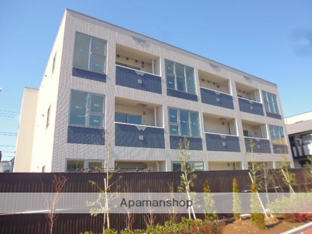 神奈川県藤沢市、藤沢駅徒歩15分の新築 3階建の賃貸マンション