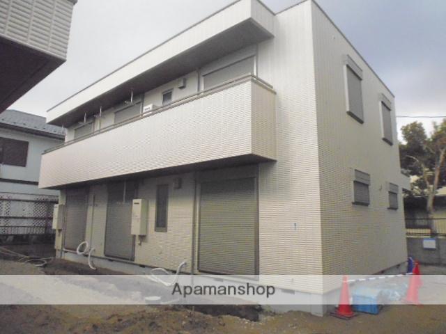神奈川県藤沢市、藤沢駅徒歩19分の新築 2階建の賃貸マンション