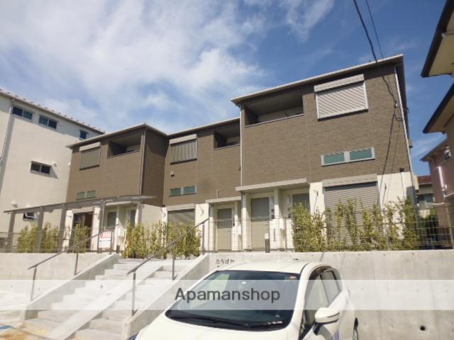 神奈川県藤沢市、藤沢駅徒歩11分の新築 2階建の賃貸アパート