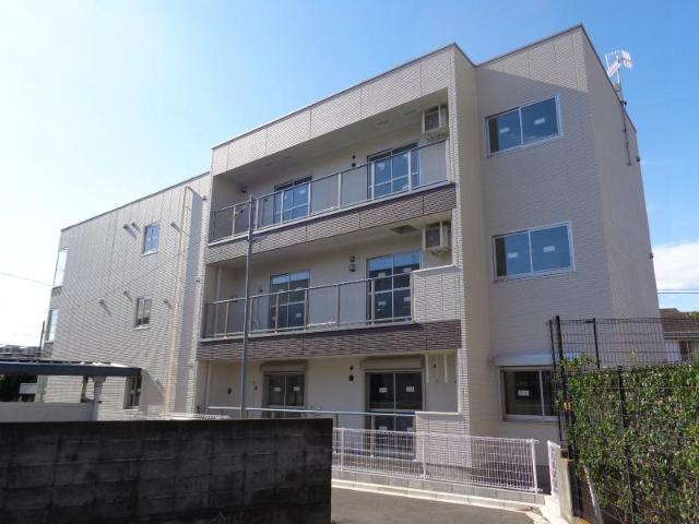 神奈川県藤沢市、藤沢駅徒歩26分の新築 3階建の賃貸マンション