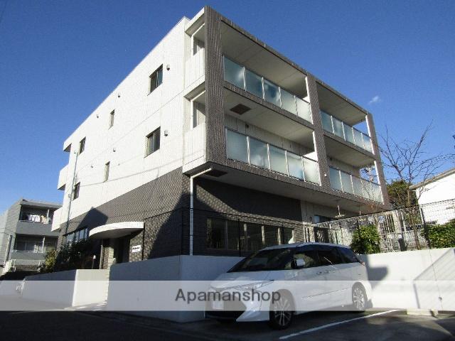 神奈川県藤沢市、藤沢駅徒歩17分の築7年 3階建の賃貸マンション