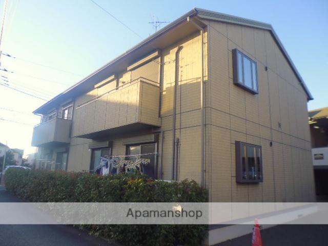 神奈川県茅ヶ崎市、茅ケ崎駅徒歩19分の築14年 2階建の賃貸アパート