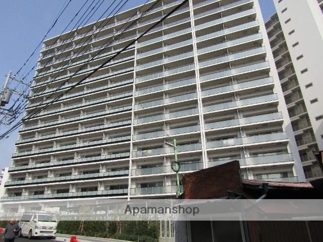 神奈川県藤沢市、藤沢駅徒歩5分の新築 16階建の賃貸マンション