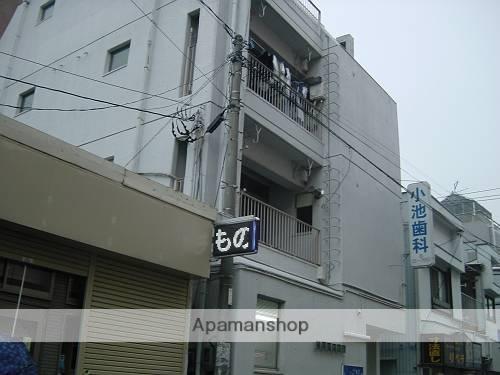 神奈川県藤沢市、藤沢駅徒歩7分の築45年 4階建の賃貸マンション