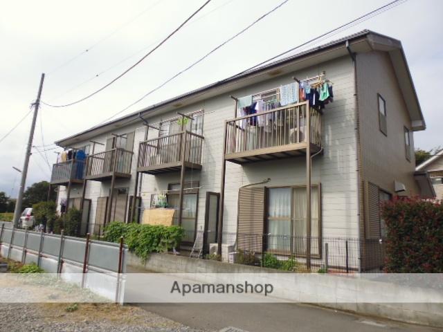 神奈川県藤沢市、藤沢駅徒歩20分の築18年 2階建の賃貸テラスハウス