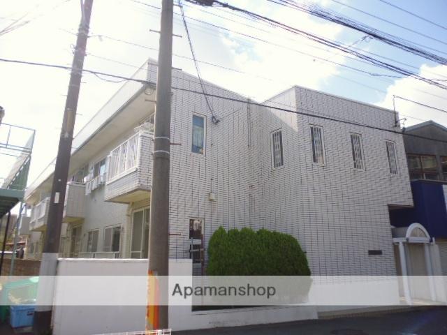 神奈川県藤沢市、藤沢駅徒歩11分の築30年 2階建の賃貸マンション