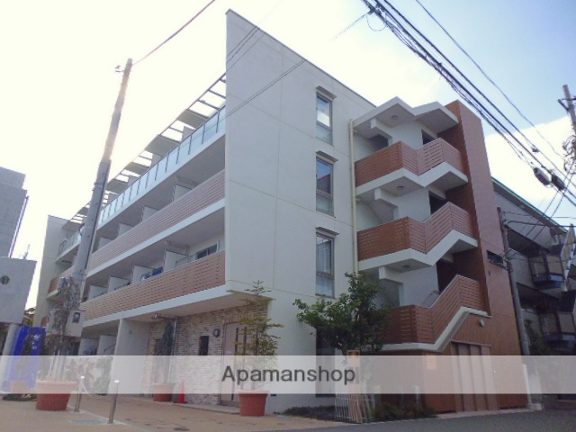 神奈川県茅ヶ崎市、辻堂駅徒歩46分の築3年 4階建の賃貸マンション