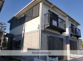 神奈川県茅ヶ崎市、辻堂駅徒歩24分の築18年 2階建の賃貸テラスハウス