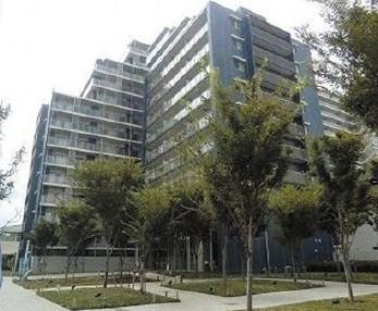 神奈川県茅ヶ崎市、茅ケ崎駅徒歩11分の築9年 16階建の賃貸マンション