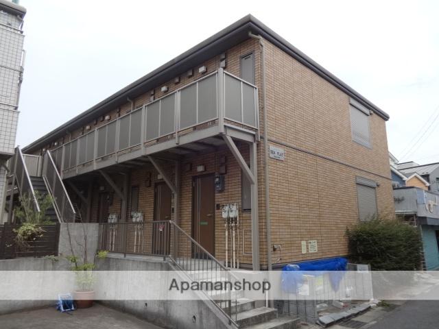 神奈川県鎌倉市、大船駅徒歩14分の築11年 2階建の賃貸アパート