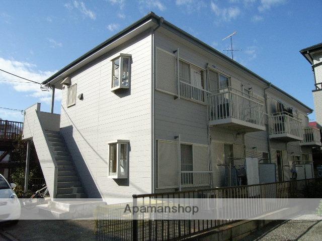 神奈川県藤沢市、藤沢駅徒歩13分の築24年 2階建の賃貸アパート