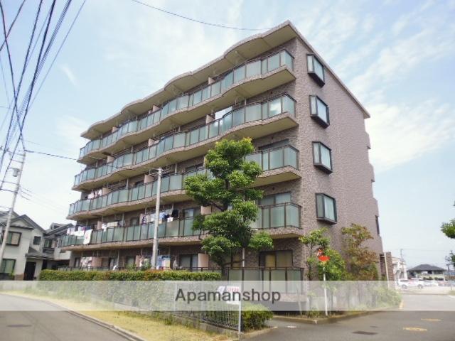 神奈川県茅ヶ崎市、辻堂駅徒歩8分の築23年 5階建の賃貸マンション