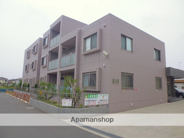 神奈川県茅ヶ崎市、茅ケ崎駅徒歩30分の築4年 3階建の賃貸マンション