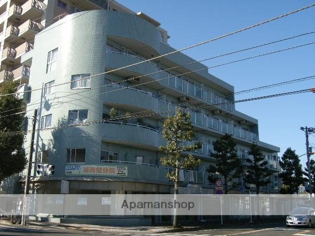 神奈川県藤沢市、藤沢駅徒歩18分の築23年 5階建の賃貸マンション
