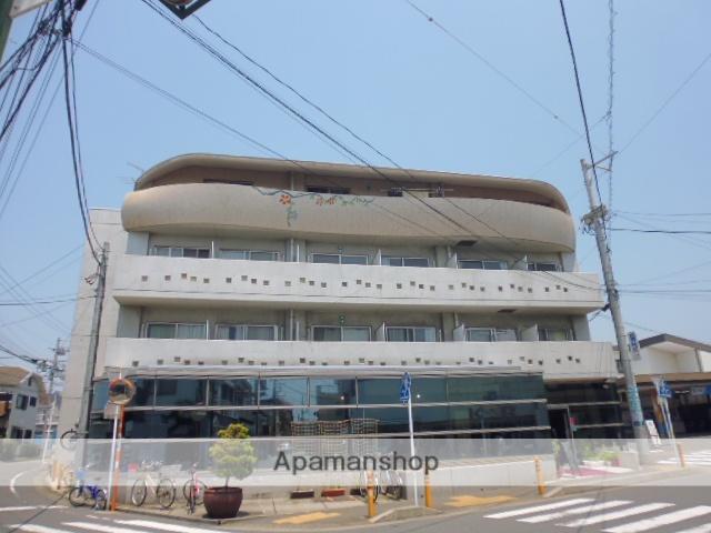 神奈川県藤沢市、藤沢駅徒歩21分の築15年 4階建の賃貸マンション