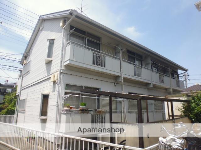 神奈川県藤沢市、藤沢駅徒歩10分の築30年 2階建の賃貸アパート
