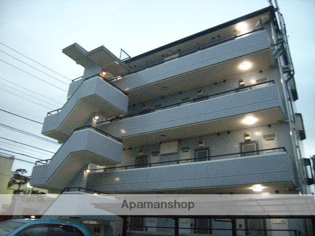 神奈川県茅ヶ崎市、辻堂駅徒歩12分の築18年 4階建の賃貸マンション