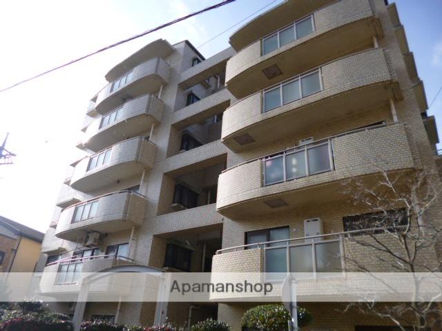 神奈川県川崎市麻生区、新百合ヶ丘駅徒歩17分の築26年 6階建の賃貸マンション