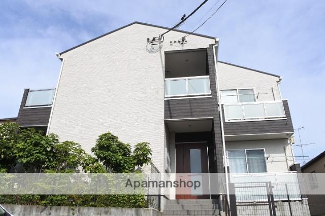 神奈川県川崎市麻生区、読売ランド前駅徒歩20分の築3年 2階建の賃貸アパート