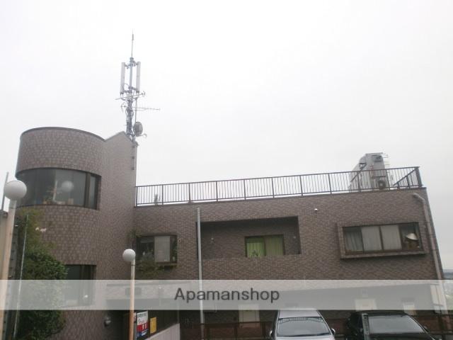 神奈川県川崎市麻生区、百合ヶ丘駅徒歩25分の築20年 4階建の賃貸マンション