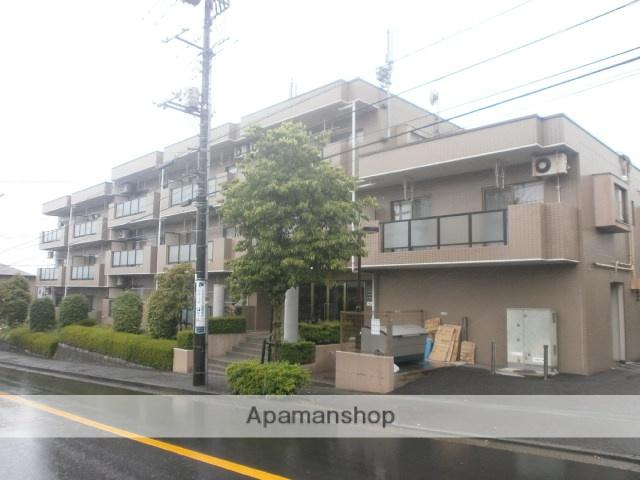 神奈川県川崎市麻生区、読売ランド前駅徒歩28分の築20年 3階建の賃貸マンション