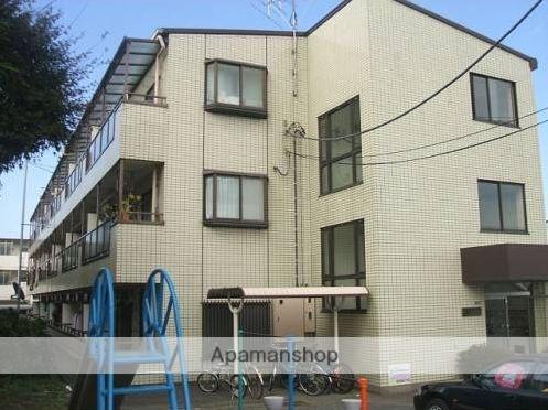 神奈川県川崎市多摩区、生田駅徒歩25分の築27年 3階建の賃貸マンション