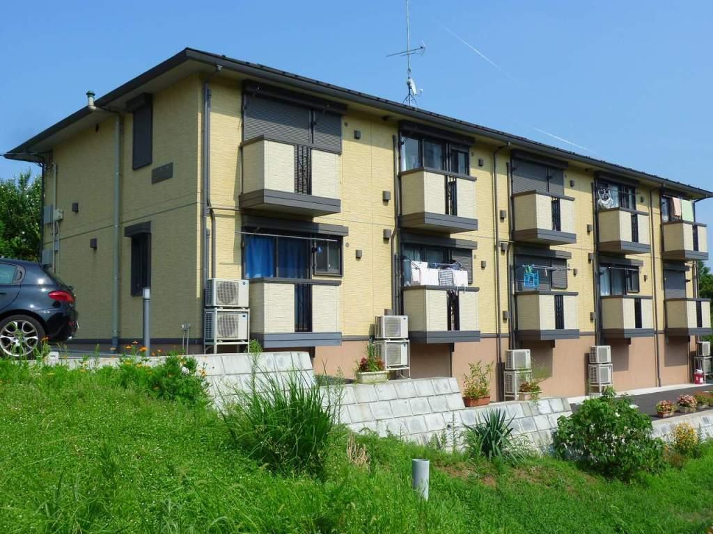 東京都町田市、若葉台駅徒歩29分の築8年 2階建の賃貸アパート