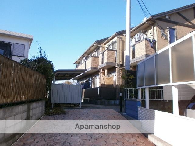 神奈川県川崎市麻生区、新百合ヶ丘駅徒歩17分の築9年 2階建の賃貸アパート