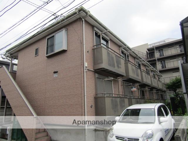 神奈川県川崎市麻生区、読売ランド前駅徒歩24分の築12年 2階建の賃貸アパート