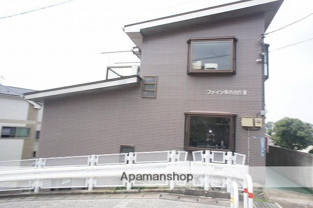 神奈川県川崎市麻生区、読売ランド前駅徒歩23分の築25年 2階建の賃貸テラスハウス