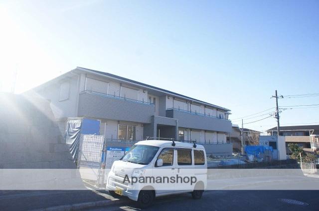 神奈川県川崎市麻生区、栗平駅徒歩11分の新築 2階建の賃貸マンション