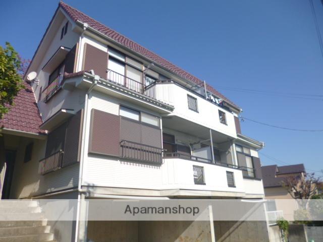 神奈川県川崎市麻生区、柿生駅徒歩15分の築24年 2階建の賃貸アパート