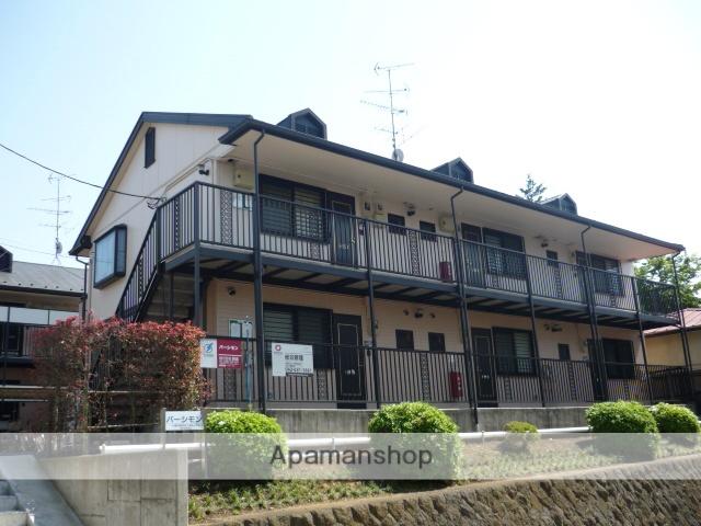 神奈川県川崎市麻生区、柿生駅徒歩10分の築23年 2階建の賃貸アパート