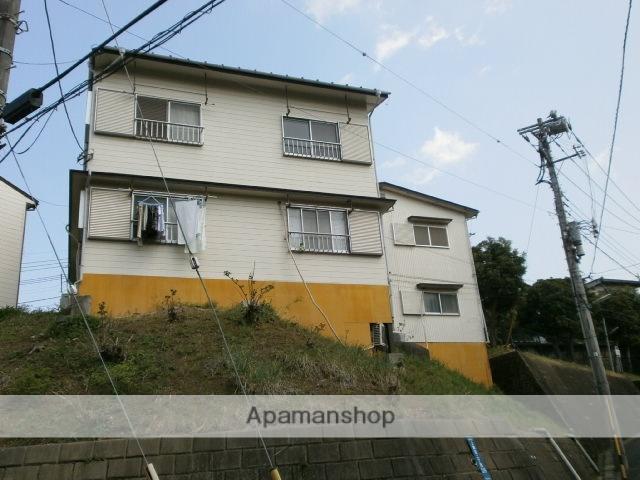 神奈川県川崎市麻生区、百合ヶ丘駅徒歩20分の築36年 2階建の賃貸アパート
