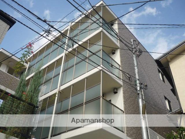 神奈川県川崎市麻生区、百合ヶ丘駅徒歩19分の築10年 3階建の賃貸マンション