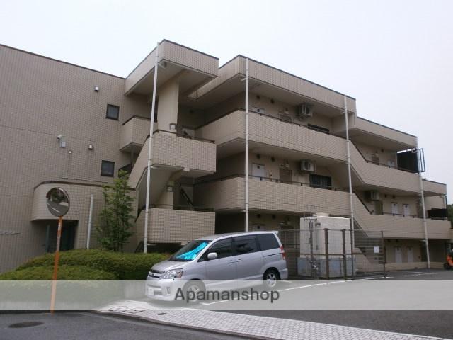 神奈川県川崎市麻生区、新百合ヶ丘駅徒歩18分の築23年 4階建の賃貸マンション